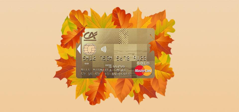 Carte Gold Credit Agricole.Credit Agricole Du Nord Est Assurances Carte Gold