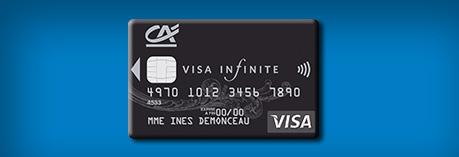 Cr dit agricole du nord est carte visa infinite - Plafond carte maestro credit agricole ...