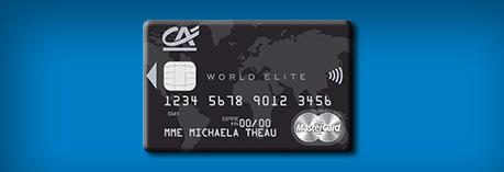 Crdit agricole du nord est world elite mastercard - Plafond retrait mastercard credit agricole ...